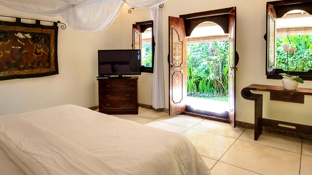 Villa Gembira: Chambre 1