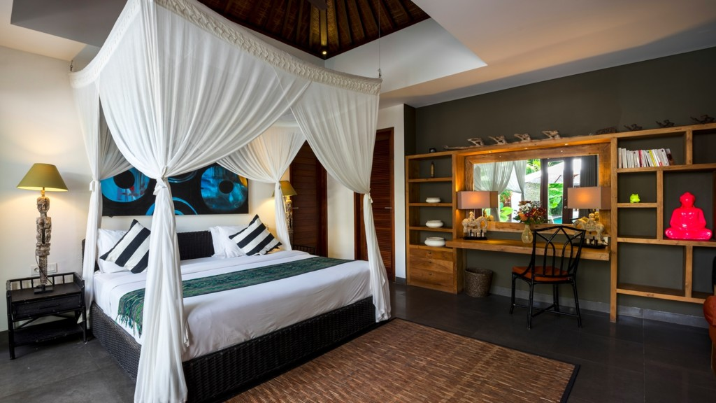 Villa Abakoi: Chambre 1