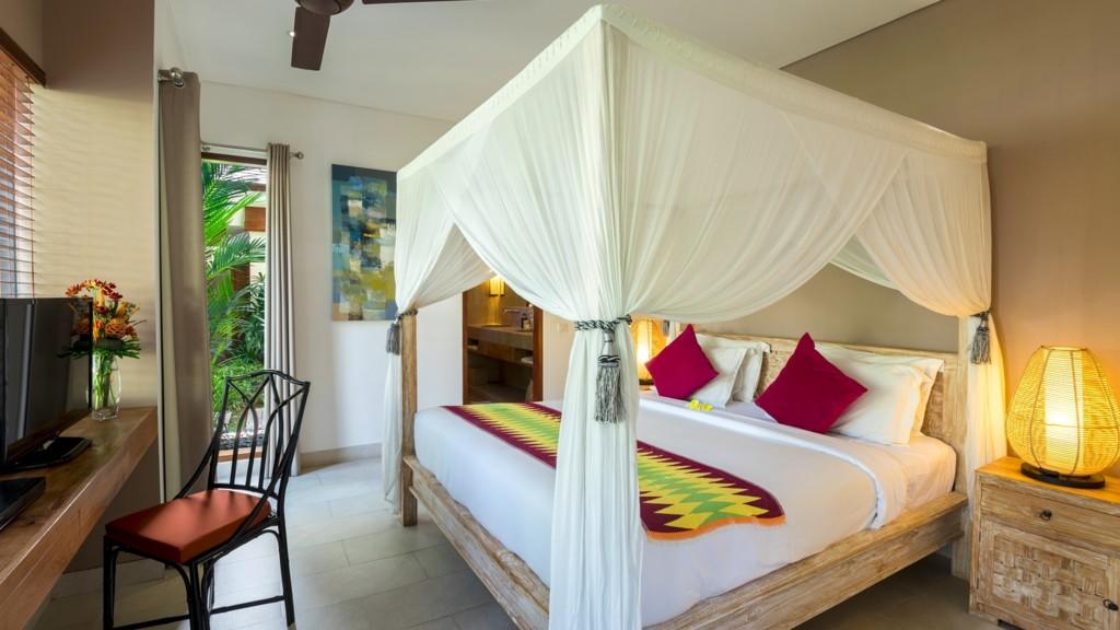Villa Abakoi: Bedroom 2