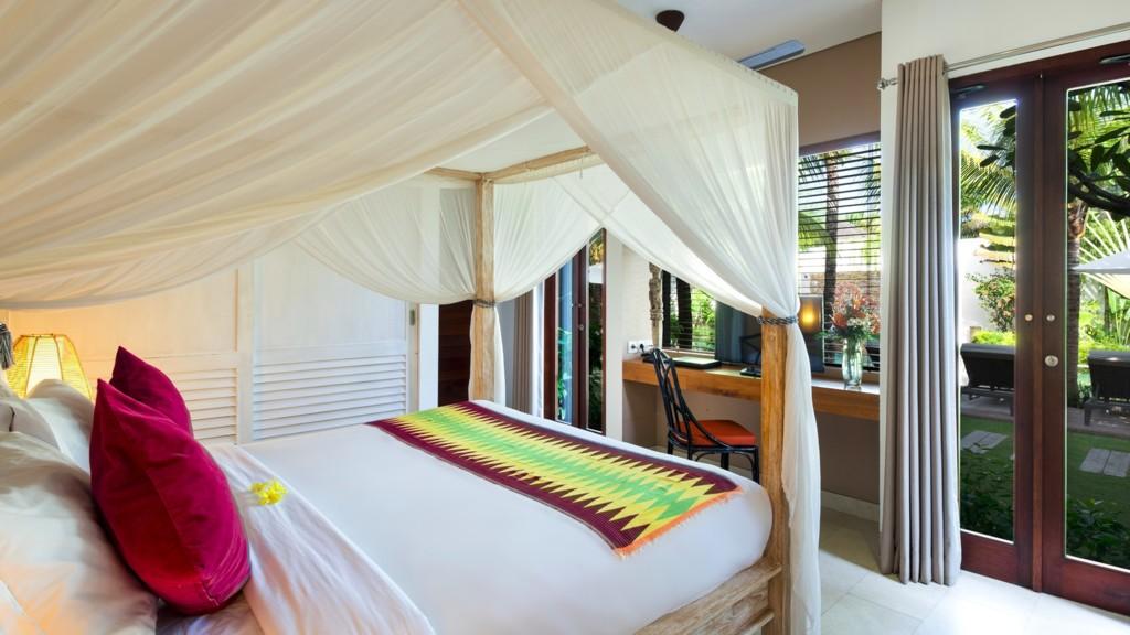 Villa Abakoi: Chambre 2