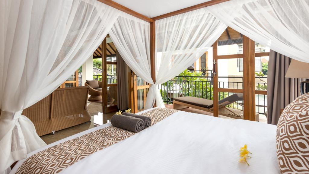 Villa Amrina: Chambre 1