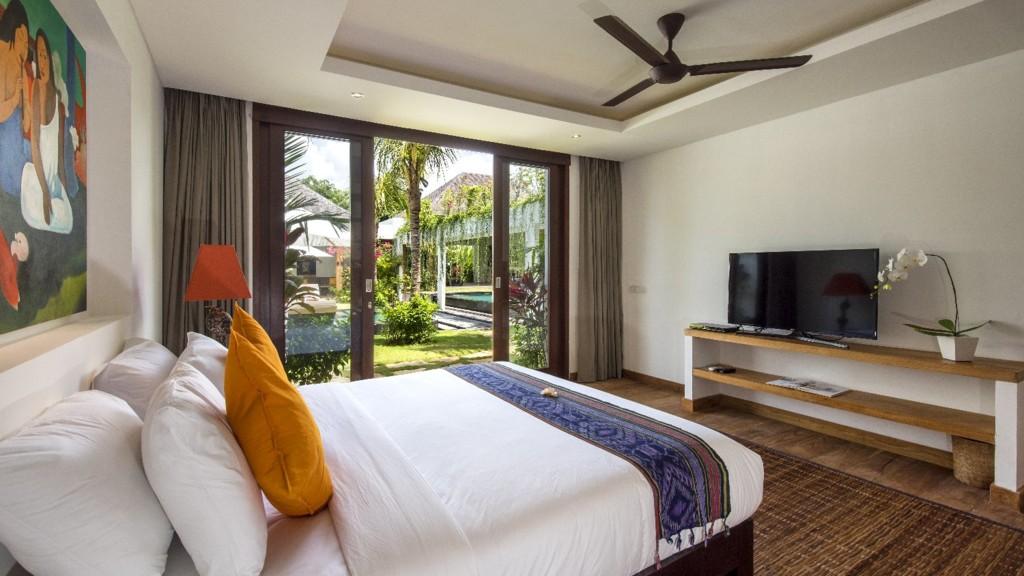 Villa Anam: Bedroom 1