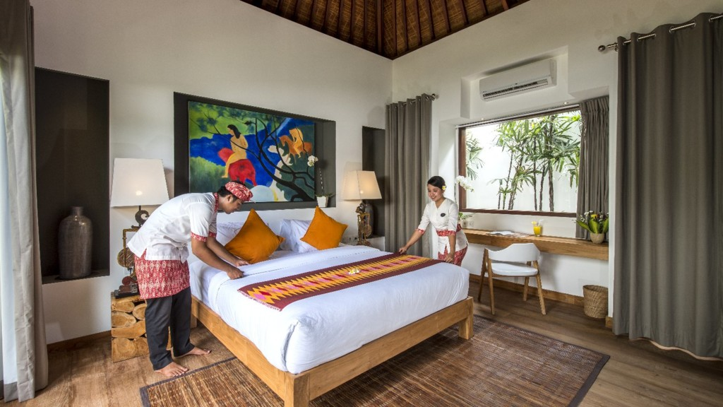 Villa Anam: Bedroom 2