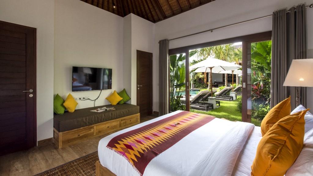 Villa Anam: Chambre 2