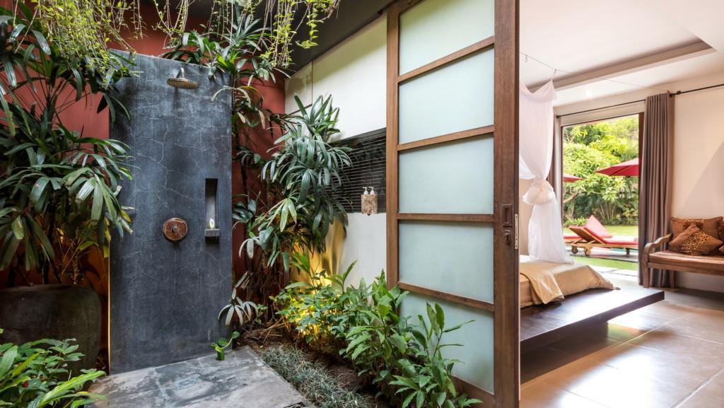 Villa Arte: Bedroom 1