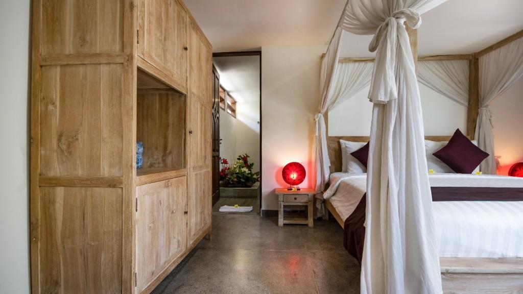 Villa Bewa: Chambre 1