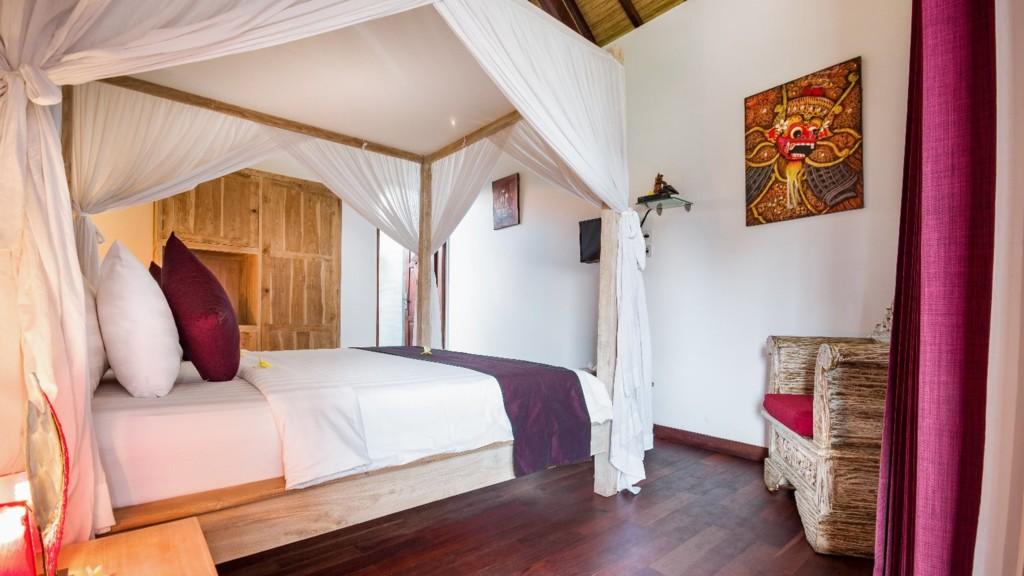 Villa Bewa: Chambre 2