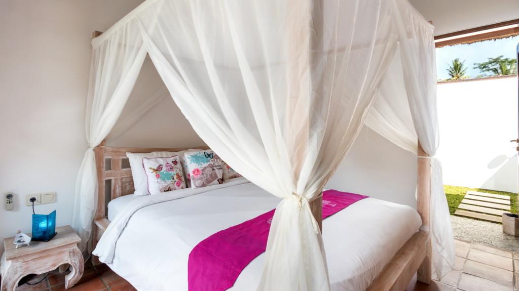 Villa Candi Kecil Tujuh: Bedroom 2