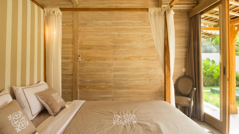 Villa Du Bah: Bedroom 1