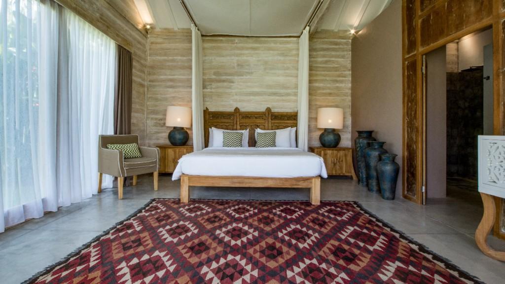 Villa Mannao: Bedroom 2