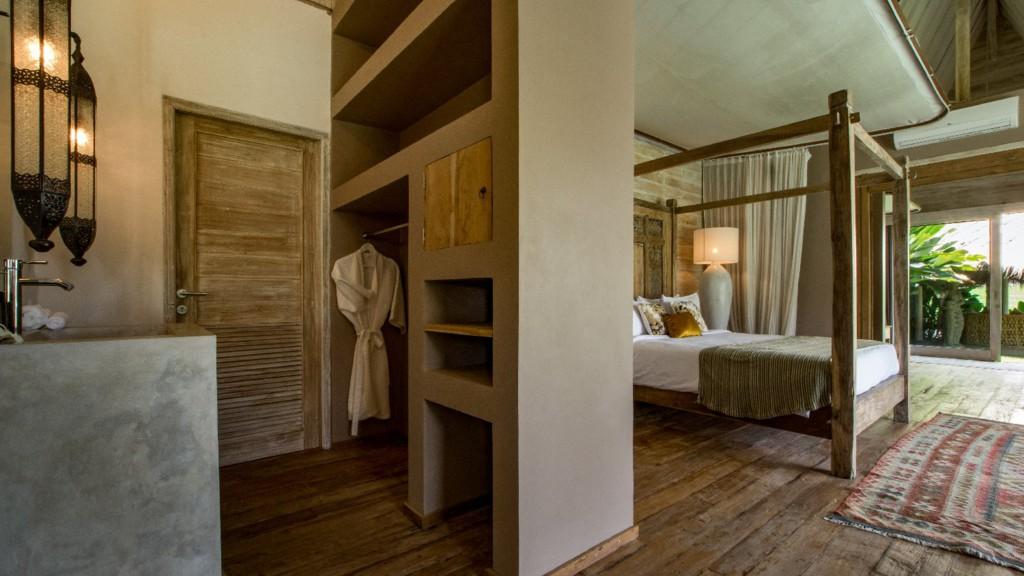 Villa Mannao: Bedroom 1
