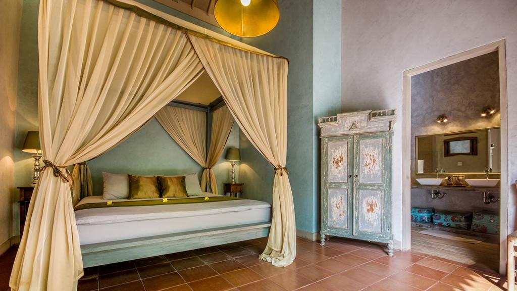 Villa Zenitude: Bedroom 1