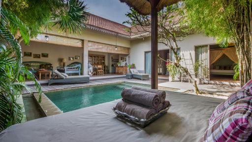 Image 2 de la Villa Zenitude