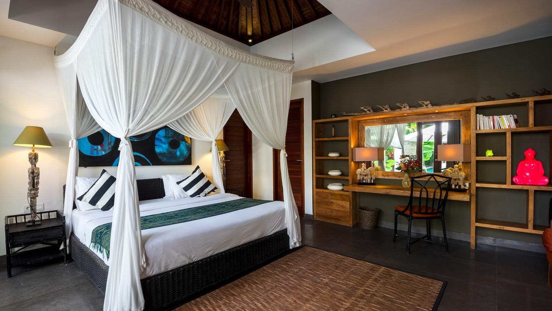 Villa Abakoi Bedroom 1