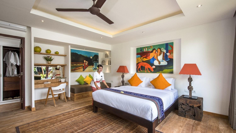 Villa Anam Chambre 1