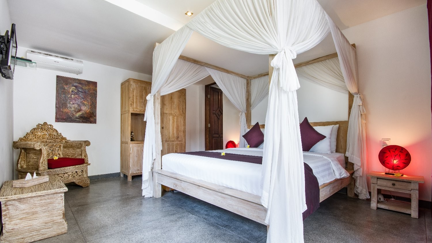 Villa Bewa Bedroom 1