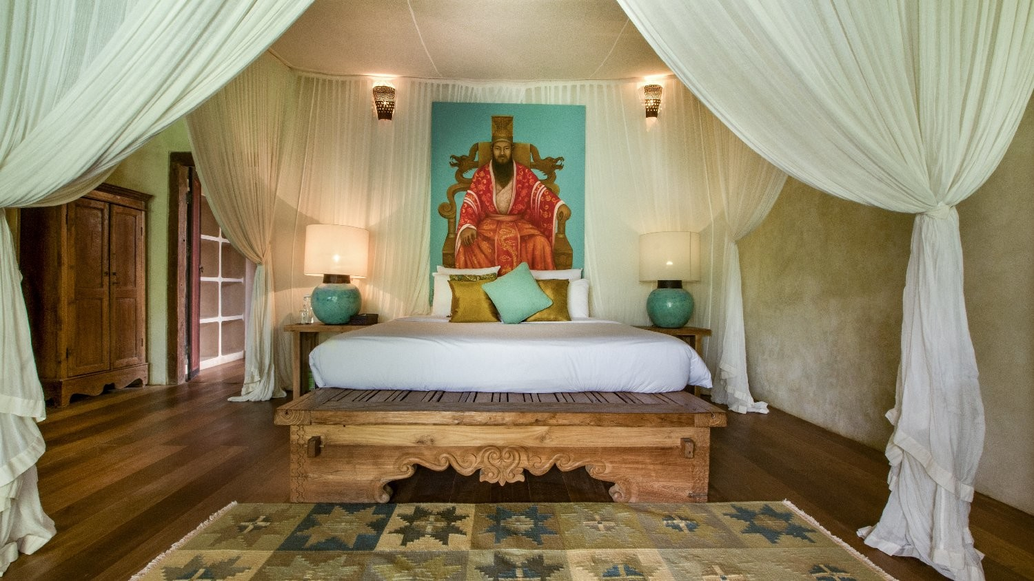 Villa Galante Bedroom 1