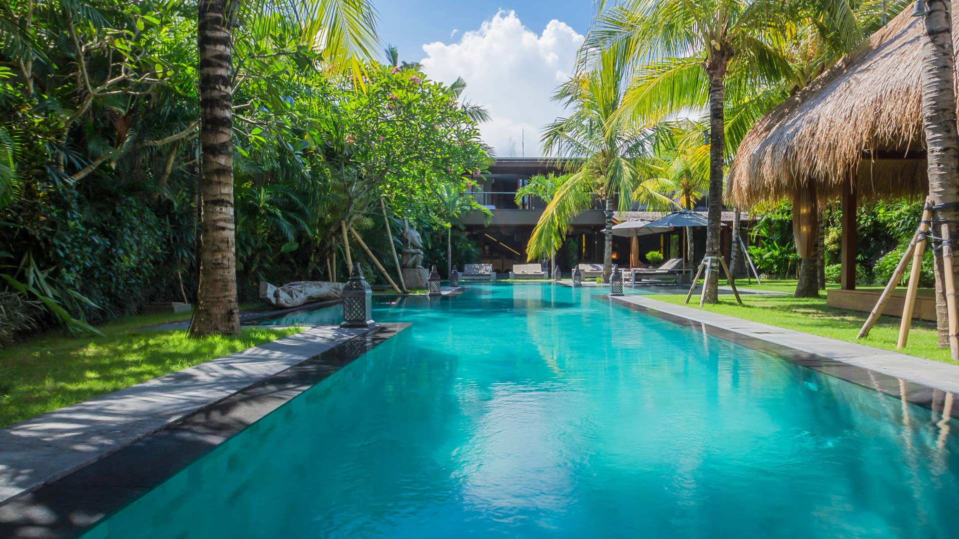 4 Bedrooms For Rent Bali Villas Amp Seminyak Villas For Rent Best Price Guarantee